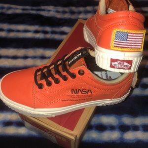 NASA Old Skool Vans 🚀 RARE